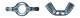 Гайка барашковая  M 4 DIN 315 (564шт/1кг)   200