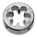 Плашка для трубной цилиндрической резьбы ГОСТ 9740-71, 9ХС
