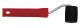 Валик прижимной «бочка», с рукояткой, 40 мм (Hobbi) (шт.)