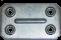 Пластина крепежная ПК 40х67х1,2 цинк (200)