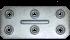 Пластина крепежная ПК 40х86х1,2 цинк (200)