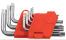 Ключи звездочки 8 шт. CrV Т5-Т20, в пластиковом держателе