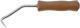 Крюк для скручивания проволоки 220 мм деревянная ручка