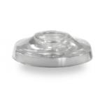 Термошайба для сотового поликарбоната прозрач.