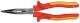 Тонконосы «Электро-2», 1000 В, высокоуглеродистая сталь, прорезиненные ручки 160 мм