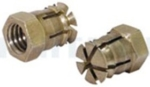 Футорка металлическая FUBALL для винтов и штоков с распорным шариком