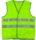 Жилет сигнальный зеленый, размер XL