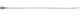 Полотно-струна KRAFTOOL, с напылением из карбида вольфрама, 300мм