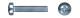 Винт п/ц DIN7985  М3х 6 (2000)    ШЛИЦ ГОСТ 71474