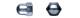 Гайка (Колпачковая ) DIN1587 М 4 (400)   (621шт=1кг)  355