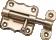 Задвижка накладная ЗТ2 цинк 75мм (200)
