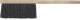 Щетка-сметка 3-х рядная , искусственная щетина, деревянная ручка,  340 мм.