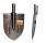 Лопата копальная остроконечная рельсовая сталь (Россия )
