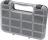 Ящик для крепежа (органайзер) прозрачный 10″ (24,5 х 18 х 4,5 см)