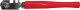 Стеклорез роликовый (6 роликов, деревянная ручка)