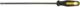 Напильник для заточки цепей бензопил круглый, с прорезиненной ручкой 200 х 4.0 мм